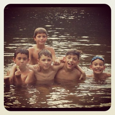 The home boys! #tbt#throwback#thursday#poolclub#ashburnham#MA#goodtimes