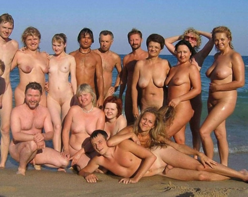 Family nudism nudist all ages