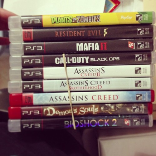 Today's haul 😏😏😏😬✌ #instagram #gameaddict #lol #ineedtotakealongbreak