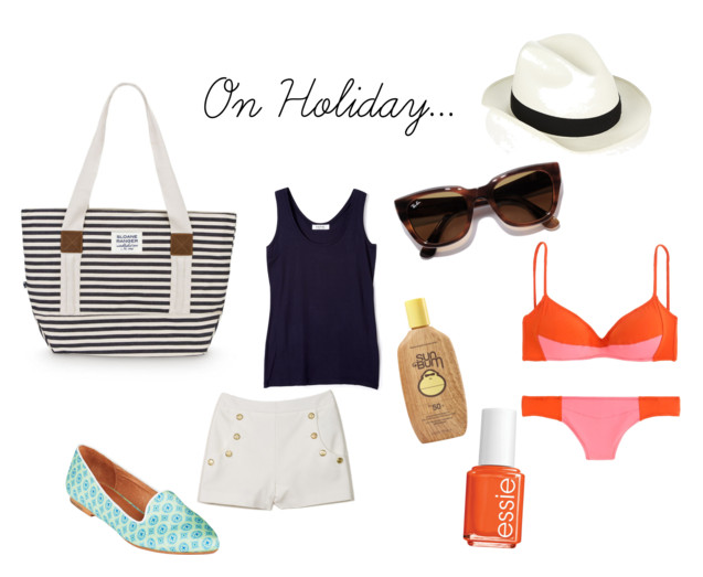 Going on Holiday?  Our favorites for a Spring Beach Getaway. {source details}