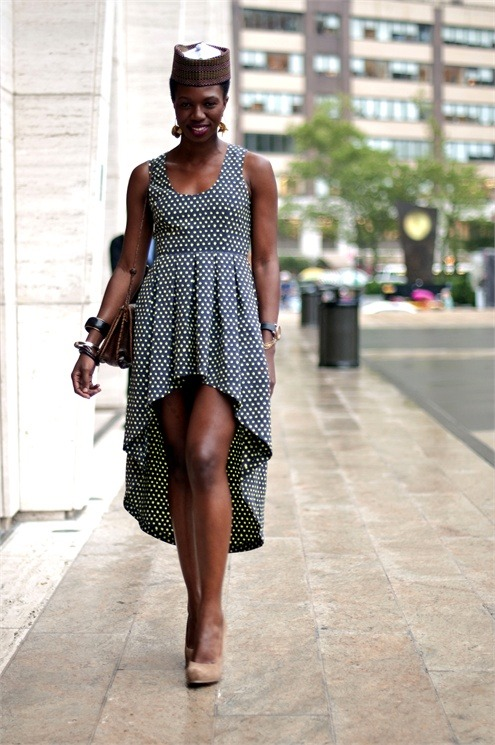"STREET STYLE | Vogue Italia, ""New York Fashion Week"" September 2011 - View image gallery here."