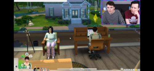 cheating cheater cheaters heyphilookathis hey phil look at this heydanni hey dan look at this heyphillookatthis heyphilcheckthisout heydancheckthisout phil and dan dan and phil dan howell danisnotonfire amazing phil phil lester phan4life phandon phan sims 4 sims 4 gameplay