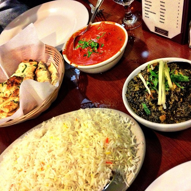 Din Din ~ Indian Cusine #food #indian #tiffin #collegepark #dmv #dceats