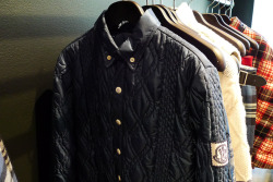 beforeallelse:  Moncler Gamme Bleu. Quilted. I need this jacket in my life. NOW.