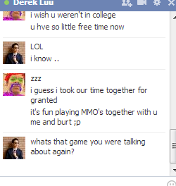 lol the bro bro has feelings …… i miss the past too :(