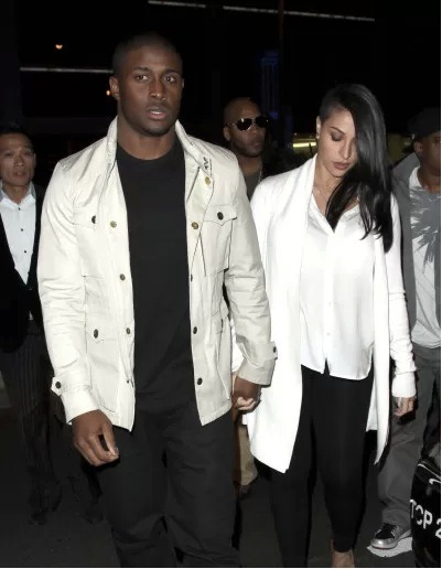 Congratulations to Reggie Bush and Lilit Avagyan!! The couple welcomed their baby girl on Monday after Lilit gave birth to their 8 pounds, 9 ounces bundle of joy.
