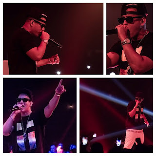"EYE spy daddy yankee performing in BWOOD ""crossing sky"" T now available @ shoe gallery"