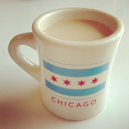 Mug o Chicago joe