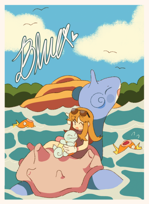 condofixed: pokemon special'signed' postcard set ^^ will have at fanime!