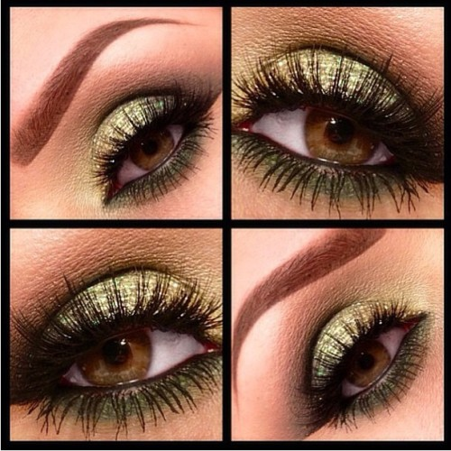 Checo out these amazing blending skills…. @beautybymegannaik #beautybymegannaik #eyeshadow #mua #makeupartist #amazingmakeup #flawless #flawlessbrow #sickbrows #brows #greatlook #longlashes #greatlashes #hotlook