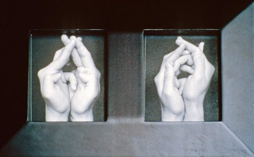 endthymes:  jane tsong, 'my hands in the shape of vaginas' (1995)