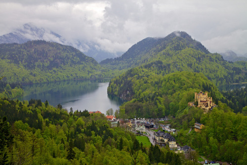 Hohenschwangau, Germany on Flickr.