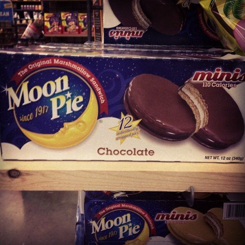 MOON PIE!!! @hellojflo @darrendeavours