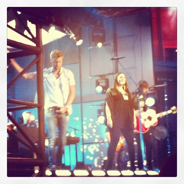 What a great night seeing @ladyantebellum!!