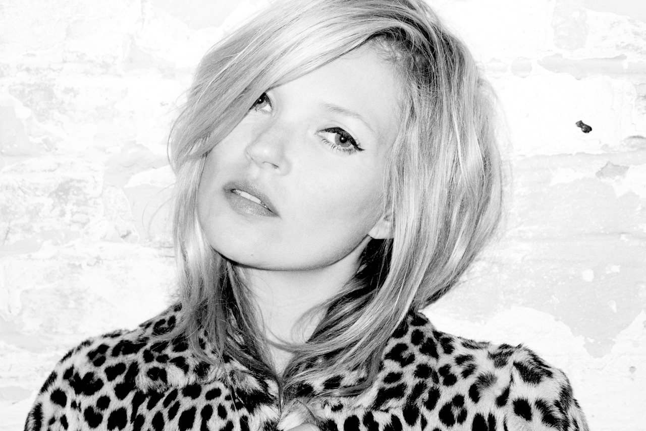 terrysdiary:  Kate Moss at my studio #7