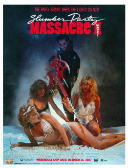 kuikka:  Slumber Party Massacre II (1987)
