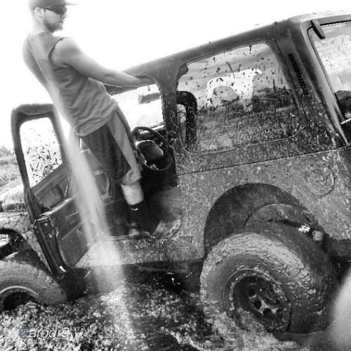 "Yup Living Jeep by @arodr9 ""Found this pic online from Sunday ..."