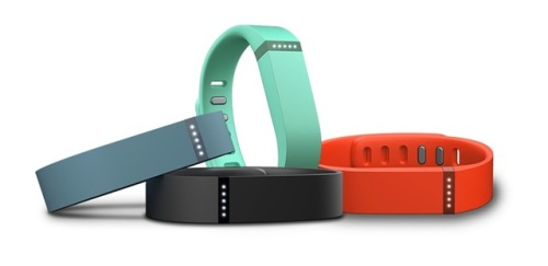 thisistheverge:  Fitbit Flex wristband with Bluetooth could be the best activity tracker yet Fitbit is here in Las Vegas to announce its new $99.95 Flex wristband activity tracker. Better yet, the Flex syncs wirelessly with your iPhone giving you real time access to your data — easily trumping the Jawbone Up and Nike FuelBand bracelets in terms of connectivity.