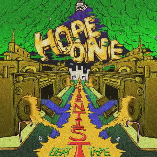 "After a quick sample, a heaving dubbed-out bassline emerges as Hope One's Scientist Beat Tape Side B begins. Coming out of ""The Wilderness,"" this trend continues as the Hong Kong-based producer digs deep into dusty samples, inspired beats, and hazy swirling effects. In one sense this is instrumental hiphop - in another this is the origins of dub pushed to the present. ""Hearticulation"" builds up to thunderous drums and  a warning flute; early release ""Aggressive Construction Co."" features catchy chopped vocals and a strong low-end groove; ""Shaolin inna Babylon"" bangs away with equal force in half the time. ""Saturn x Hope"" provides transportation to a glitchy dub jungle, setting up the relatively melodic closer ""Self Help Dub."" With sounds equally influenced by early 70s Jamaica and the current clouds of sound, this is another quality release from Dub Temple Records. <a href=""http://dubtemplerecords.bandcamp.com/album/scientist-beat-tape-side-b"" data-mce-href=""http://dubtemplerecords.bandcamp.com/album/scientist-beat-tape-side-b"">Scientist Beat Tape (Side B) by Hope One</a> Also check out my review of Side A, as well as Dub Temple's fresh all-Hong Kong podcast featuring Hope One and Hidden Dragon."
