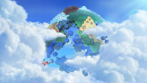 "artwork for the freshly announced game ""Sonic: Lost World""http://www.sonicretro.org/2013/05/sonic-lost-world-announced/"