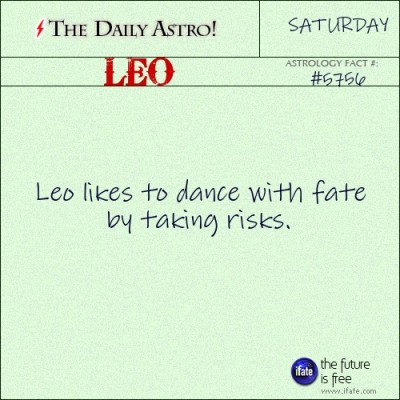 Leo 5756: Visit The Daily Astro for more Leo facts.