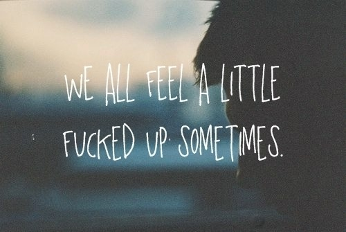 whereistheheaven:  its okay | Tumblr on We Heart It - http://weheartit.com/entry/61962232/via/jeyd33   Hearted from: http://they-say-im-a-dreamer1.tumblr.com/post/50601779465
