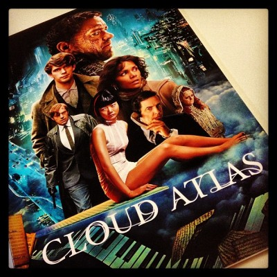 23. what you do for fun - watching a movie #fmsphotoaday #cloudatlas