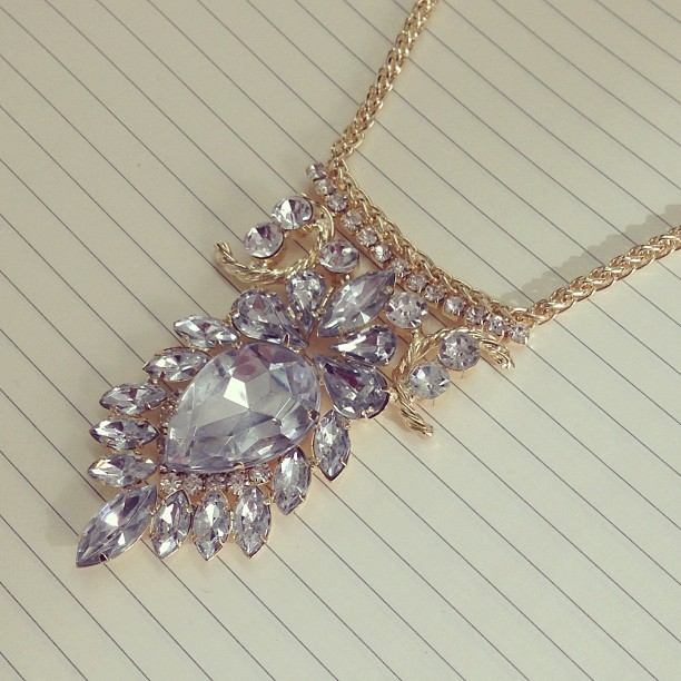 our @honestlywtf ice selene pendant is back! head to our site and pre-order yours now! http://bauble.it/13Bzf71