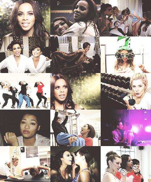 The Saturdays + What Goes On Tour. Episode 1: Rochelle