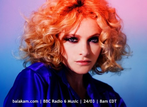 http://balakam.com/search/item?id=3529051 - uber hipster Alison Goldfrapp drops in on the 6 Music studios 24/03 from 8am EDT to join Katie Puckrik, former presenter of The Word, in a celebration of outsider pop - offers tips on interpretive dancing to the band King Crimson. Tune in!