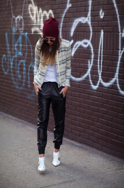 the-streetstyle:  Flashback Outfitsvia weworewhat