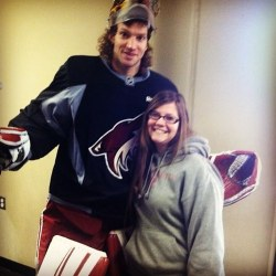 I met mike smith today :')