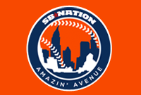 Amazin' Avenue is the featured New York Mets blog under the SB Nation umbrella. AA is widely regarded as the most high-brow Mets blog (in the most saturated of sports blogging markets), as it properly utilizes the latest advanced statistics to back already interesting topics. As a long time reader, it was flattering to receive the opportunity to jump aboard as a contributor.Click here to view my author page.