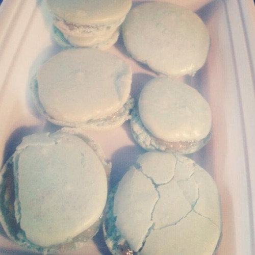 Homemade Macaroons on Flickr.