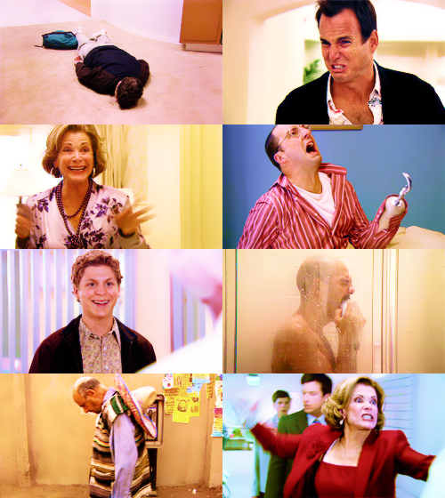 arrested development + my emotions