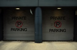 """Private Parking"" By Junior Ntakirutimana"