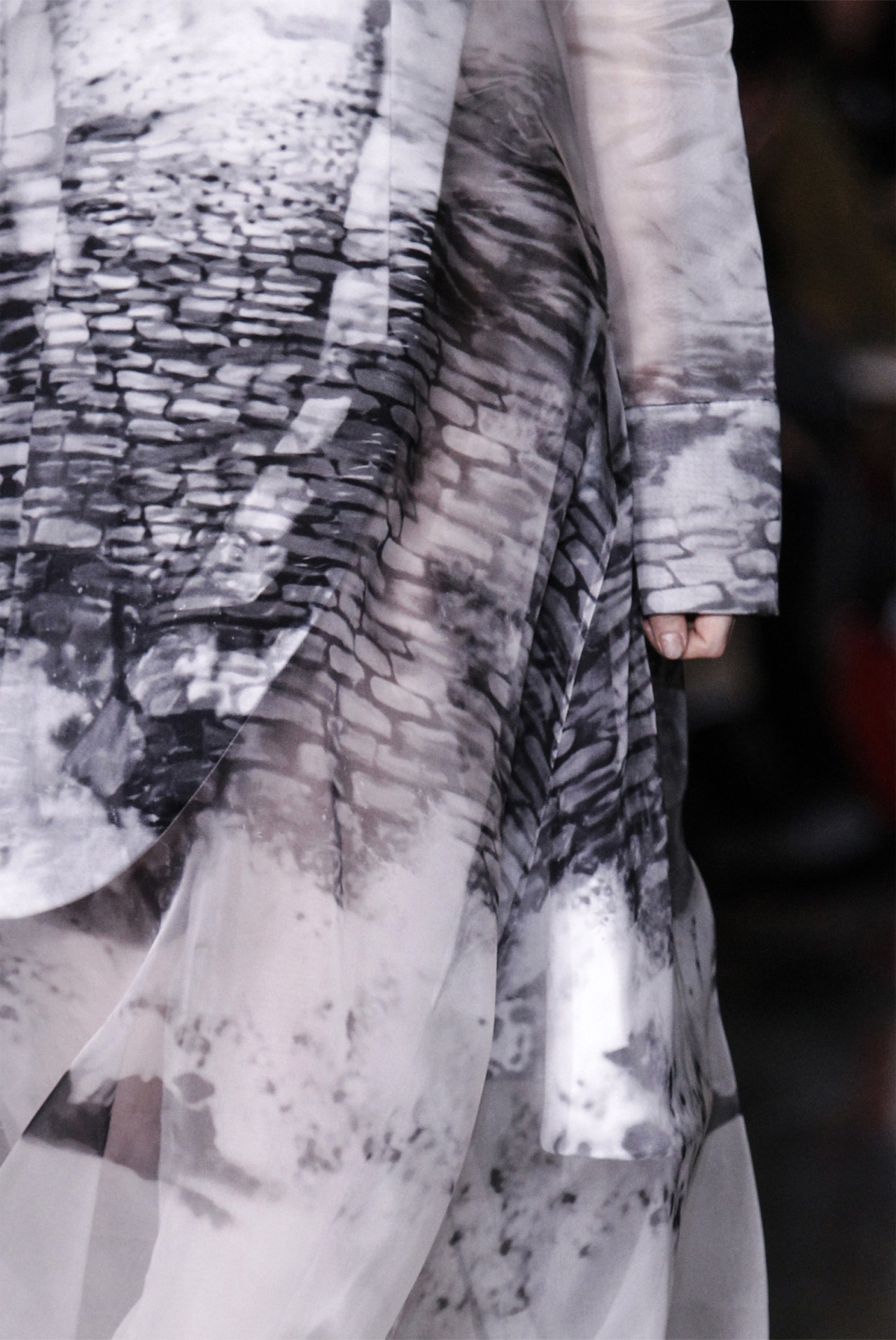 Mary Katrantzou Fall/Winter 2013.