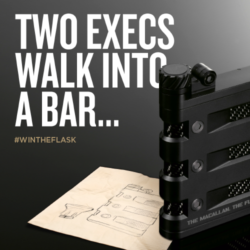 Two execs walk into a bar… find out what happens next at http://bit.ly/WhC8JA