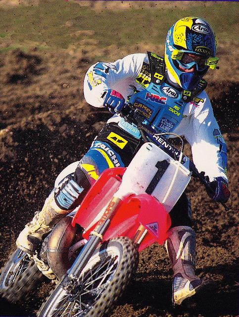 shinybrat:  Jean Michel Bayle 1992 by teyblyy on Flickr.