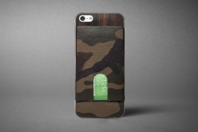 KILLSPENCER Card Carrier 2.0 for iPhone 5