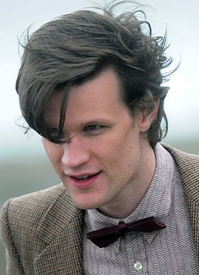 One of the few men who can ROCK a bow tie.   Ohhh, Matt, I love you. Bow Ties are Cool.