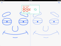 popover on Draw This App