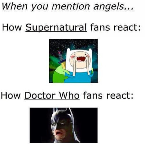 #supernatural #spn #castiel @kate_dimatteo i think you understand this best haha thought of you #doctorwho