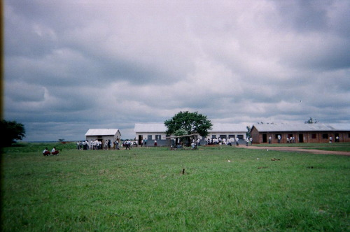 — Pabbo Secondary School. Gulu, Uganda. July 2007.