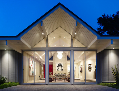 Eichler in Marin county