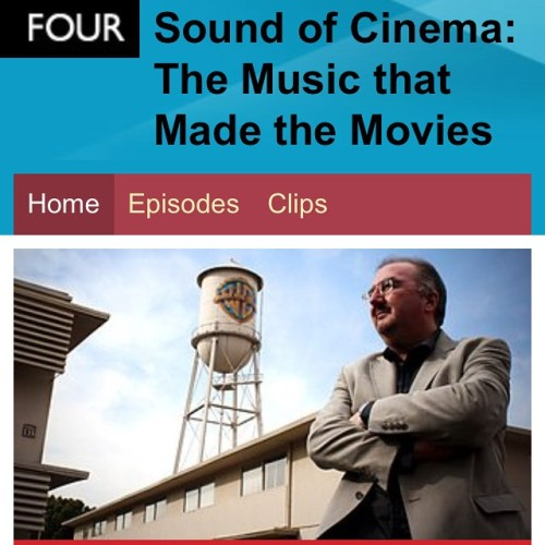 Now watching:- #SoundOfCinema :The Music that made the Movies  Ep.1  #BBC