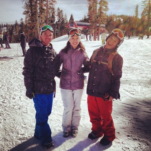 friends at Northstar!  (at Northstar California™ Resort)