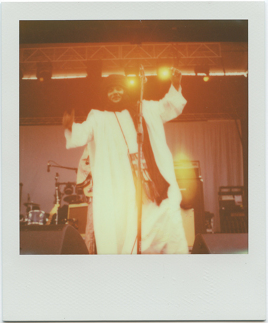 Tinariwen on Flickr.