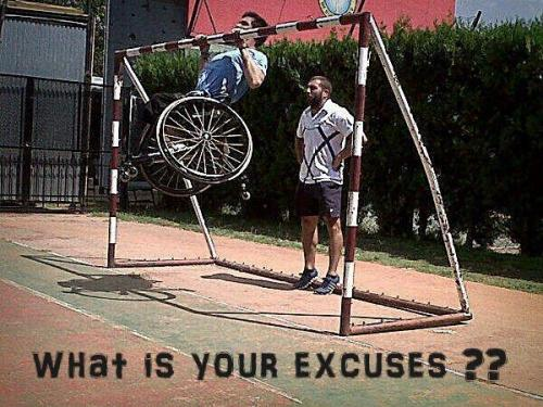 What's Your Excuse ??#barstarzz http://www.youtube.com/user/OfficialBarstarzz