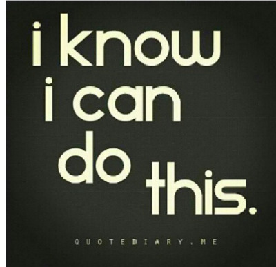 motifition:  Yes I can!!